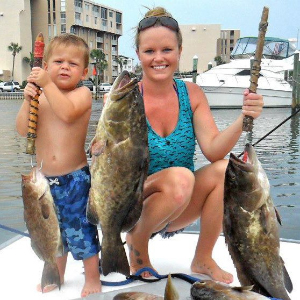 for Panama city beach pier fishing report