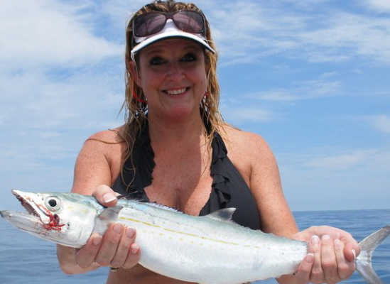 March 14 Spanish Mackerel
