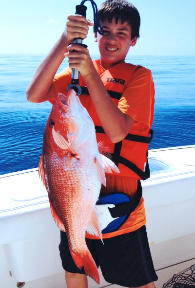 March 22 Red Snapper
