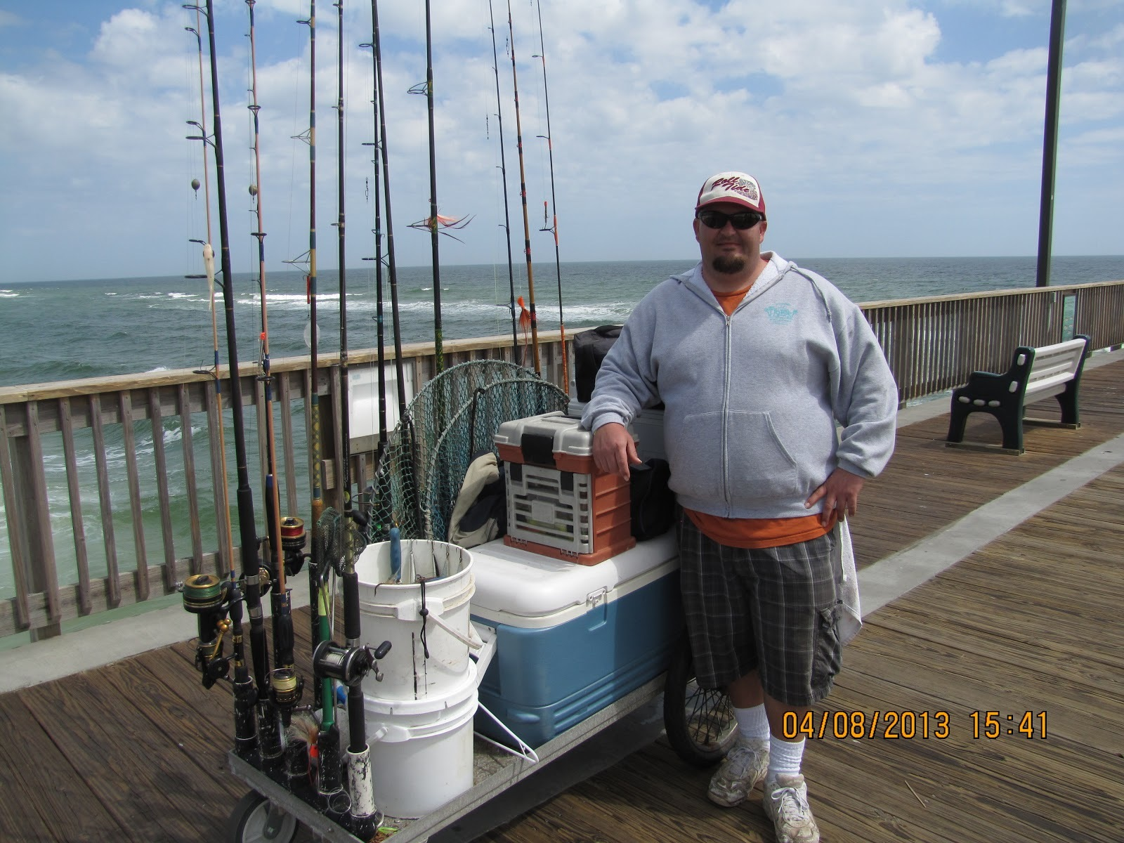 Pier fishing for Best pier fishing rod